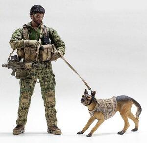 エリートフォース アクションフィギュア 1/6 SEAL TEAM SIX アメリカ海軍対テロ特殊部隊 DEVGRU...