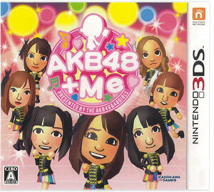 3DS AKB48+Me(Back-order)