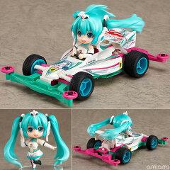 レーシングミク ねんどろいどぷち×ミニ四駆レーシングミク 2012ver.drives アスチュート スペ...