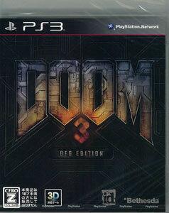 PS3 【日本版】DOOM 3 BFG EDITION[スクウェア・エニックス]《在庫切れ》