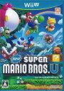 WiiU ニュー・スーパーマリオブラザーズ U[任天堂]《12月予約》