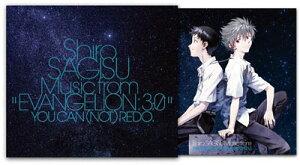 """CD Shiro SAGISU Music from""""EVANGELION 3.0""""YOU CAN(NOT)REDO.[キングレコード]《取り寄せ※..."""
