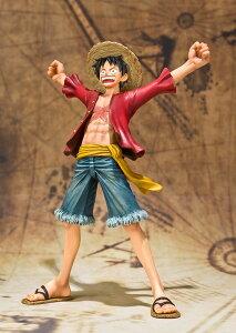 【通常版】フィギュアーツZERO モンキー・D・ルフィ 新世界編Ver.(再販)[バンダイ]《09月予約》