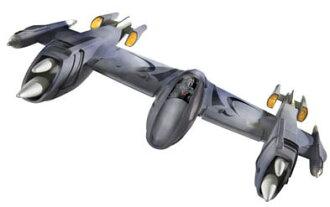 Star Wars Easy Kit - Magna Guard Fighter Plastic Model(Back-order)(スターウォーズ イージーキット マグナガード ファイター プラモデル)
