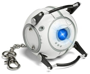 ポータル2 Wheatly LEDフラッシュライト 単品[シンク・ギーク]《発売済・在庫品》