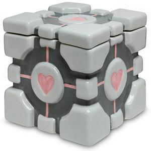 ポータル2 Companion Cube クッキージャー 単品[シンク・ギーク]《12月仮予約》