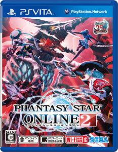 PS Vita ファンタシースターオンライン2 スペシャルパッケージ[セガ]《02月予約》