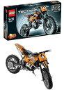 レゴ テクニック 42007 モトクロスバイク[レゴジャパン]《01月予約》