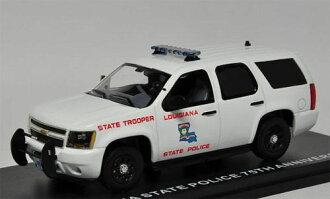 """ファーストレスポンス ダイキャスト製 1/43 Chevy Tahoe Police """"Louisiana State Police 75th""""[ファーストレスポンス]《取り寄せ※暫定》(First Response Diecast Model 1/43 Chevy Tahoe Police """"Louisiana State Police 75th""""(Back-order))"""