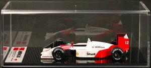 アイドロン ハンドメイド モデルカー 1/43 マクラーレン ホンダ MP4/4 日本GP 1988 ウィナー No...