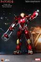 パワー・ポーズ アイアンマン3 1/6スケール限定可動フィギュア アイアンマン・マーク35(レッド・スナッパー) 単品[ホットトイズ]《12月仮予約》【MARVELcorner】