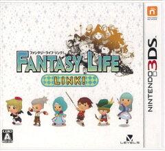 3DS ファンタジーライフ LINK![レベルファイブ]