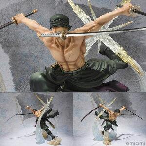 フィギュアーツZERO ロロノア・ゾロ -Battle Ver. 煉獄鬼斬り-[バンダイ]《09月予約》