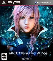PS3 ライトニング リターンズ ファイナルファンタジーXIII[スクウェア・エニックス]《11月予約》