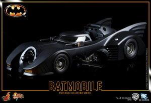 【優勝記念50%OFF】ムービー・マスターピース バットマン 1/6スケールビークル バットモービル[...
