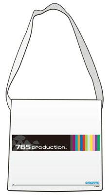 アイドルマスター 765プロダクション サコッシュバッグ[amisports]《09月予約》