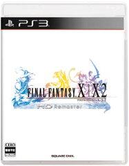 PS3 ファイナルファンタジー X/X-2 HD Remaster[スクウェア・エニックス]《12月予約》