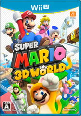 WiiU スーパーマリオ 3Dワールド[任天堂]《11月予約》
