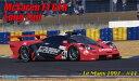 1/24 リアルスポーツカーシリーズ No.91 マクラーレンF1 GTR ロングテール ル・マン 1997 #44 プラモデル[フジミ模型]《取り寄せ※暫定》