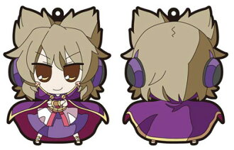 Touhou Project - Akaneya Rubber Keychain: Miko(Released)(東方プロジェクト 茜屋ラバー・キーホルダー みこ)