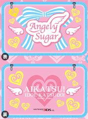 3DS LL用 アイカツ! ポーチ Angely Sugar[プレックス]《12月予約》
