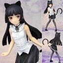 俺の妹がこんなに可愛いわけがない。 黒猫-ネコミミver.- 1/8 完成品フィギュア[グリフォンエン...