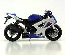 1/12 完成品バイク スズキ GSX-R 1000 ブルー[スカイネット/ニューレイ]《発売済・在庫品》