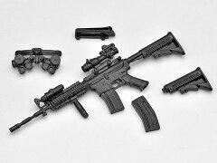 リトルアーモリー LA001 1/12 M4A1タイプ プラモデル[トミーテック]《03月予約》