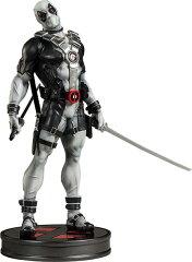 マーベル 1/4スケールプレミアムフィギュア デッドプール(X-Force版) 単品[サイドショウ]《05...