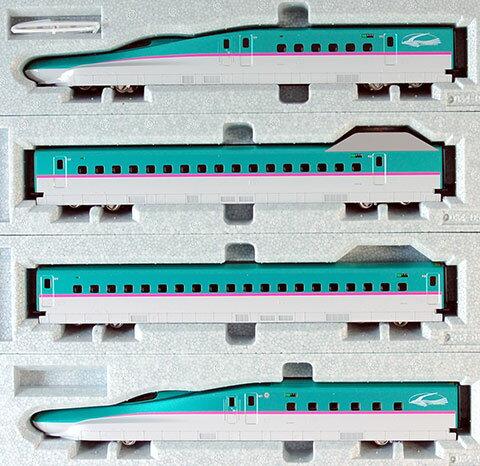 3-516 (HO)E5系新幹線 4両基本セット[KATO]【送料無料】《発売済・在庫品》