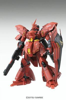 MG 1/100 MSN-04 サザビー Ver.Ka プラモデル[バンダイ]《12月予約》