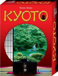 ボードゲーム KYOTO(京都)[メビウスゲームズ]《取り寄せ※暫定》
