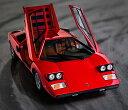 ミニカー 1/12 ランボルギーニ・カウンタック LP400 (レッド)[グッドスマイルレーシング]《10月...