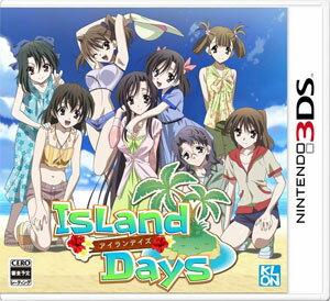 【特典】3DS IslandDays(アイランデイズ)(スペシャルサウンドトラック+設定資料集同梱CD付)...