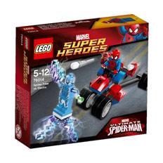 レゴ スーパー・ヒーローズ 76014 スパイダートライク vs. エレクトロ[レゴジャパン]《取り寄せ...