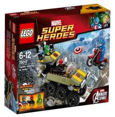 レゴ スーパー・ヒーローズ 76017 キャプテン・アメリカ vs. ヒドラ[レゴジャパン]《取り寄せ※...