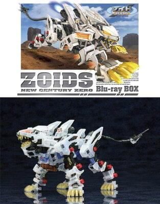 BD ゾイド 新世紀/ZERO Blu-ray BOX 初回生産限定版【1/72 HMM ライガーゼロ 付】[ハピネット]《08月予約》