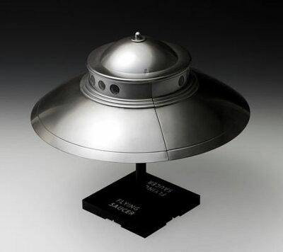 1/48 空飛ぶ円盤 アダムスキータイプ プラモデル[WAVE]《04月予約》