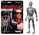 リ・アクション 3.75インチ アクションフィギュア『ターミネーター』 シリーズ1 T-800 エンドスケルトン(通常版)[ファンコ]《発売済・在庫品》