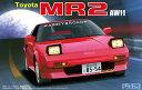 1/24 インチアップシリーズ No.110 トヨタ MR2 AW11 プラモデル(再販)[フジミ模型]《取り寄せ※暫定》