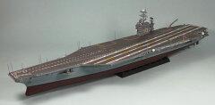 1/700 Mシリーズ 米海軍 原子力空母 CVN-73 ジョージ・ワシントン プラモデル(再販)[ピットロ...