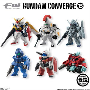 FW GUNDAM CONVERGE 15 10個入りBOX (食玩)[バンダイ]《06月予約》
