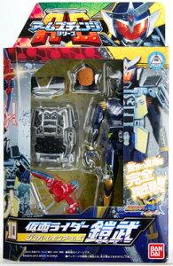 仮面ライダー鎧武 AC10 仮面ライダー鎧武 ジンバーレモンアームズ[バンダイ]《在庫切れ》