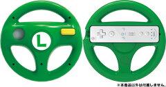 マリオカート8ハンドル for Wiiリモコン ルイージ[ホリ]《05月予約》