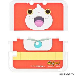 妖怪ウォッチ NINTENDO 3DS LL専用 カスタムハードカバー ジバニャンVer.[プレックス]《発売済...