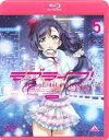 BD ラブライブ! 2nd Season 5 通常版 (Blu-ray Disc)[バンダイビジュアル]《取り寄せ※暫定》