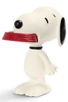 Schleich -Peanuts- 22002 スヌーピー(夕飯)[シュライヒ・ジャパン]《08月仮予約》
