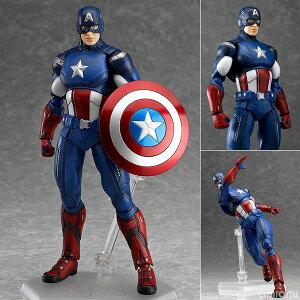figma アベンジャーズ キャプテン・アメリカ[グッドスマイルカンパニー]《09月予約》