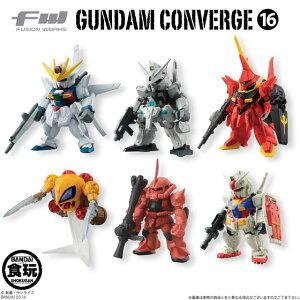 FW GUNDAM CONVERGE 16 10個入りBOX (食玩)[バンダイ]《09月予約》