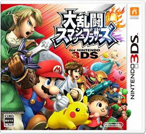 3DS 大乱闘スマッシュブラザーズ for ニンテンドー3DS[任天堂]《09月予約》